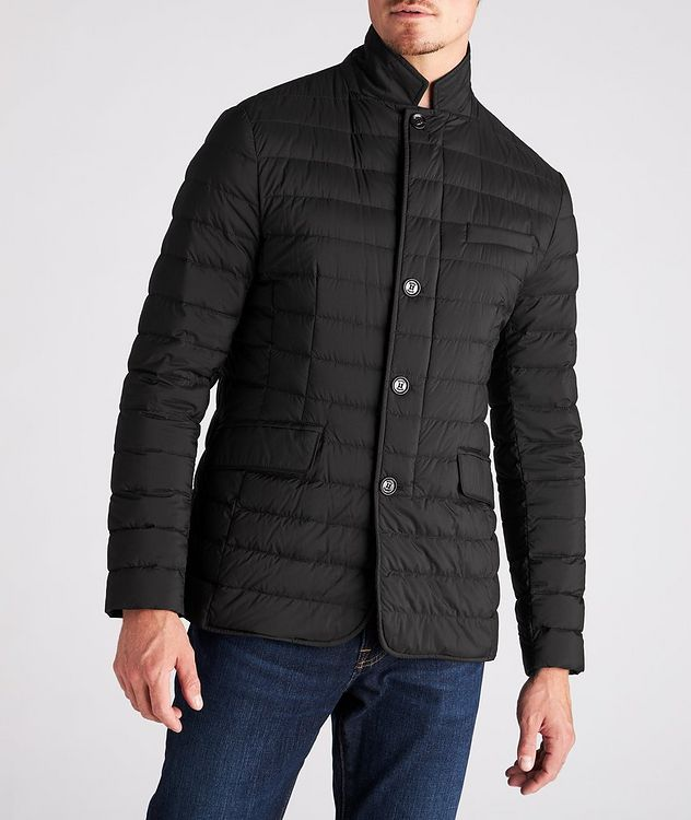Zavyer Water-Resistant Quilted Down Jacket picture 2