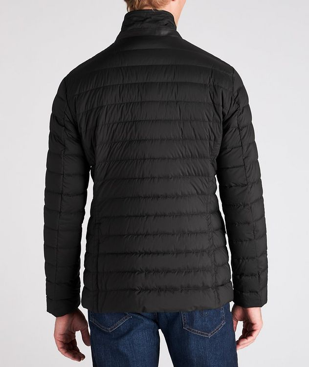 Zavyer Water-Resistant Quilted Down Jacket picture 3