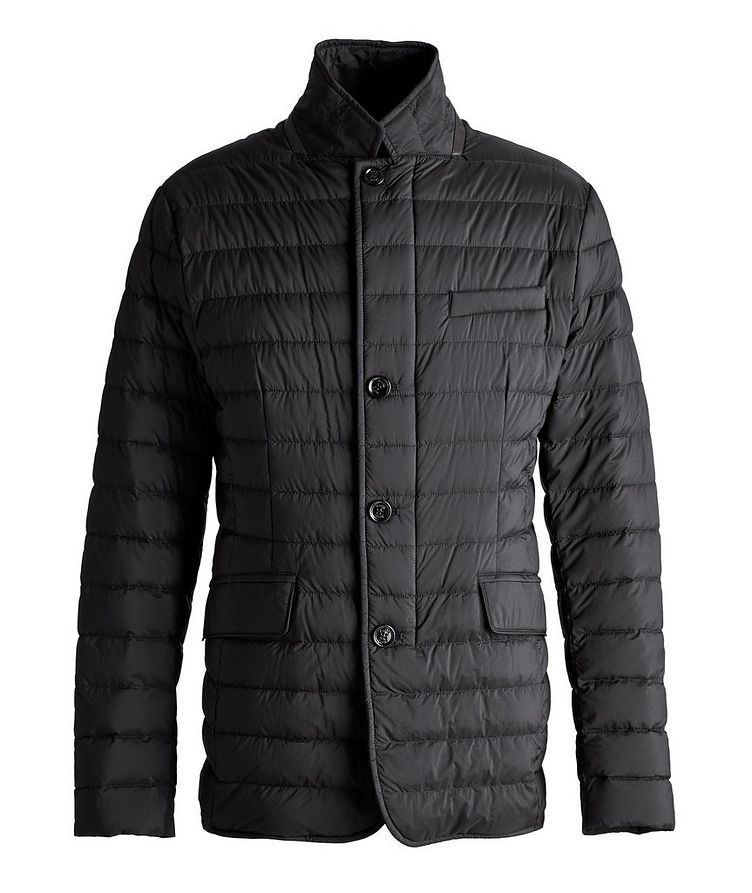 Zavyer Water-Resistant Quilted Down Jacket image 0