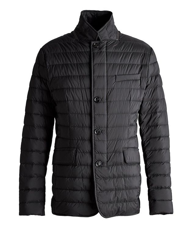 Zavyer Water-Resistant Quilted Down Jacket picture 1