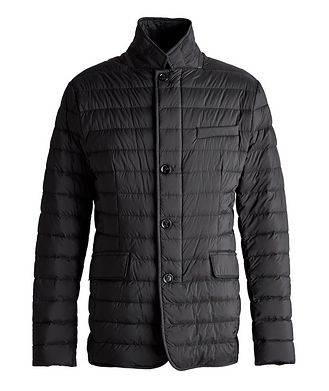 Moorer Zavyer Water-Resistant Quilted Down Jacket