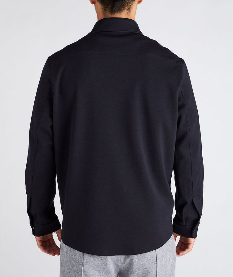 High Performance Wool Overshirt image 2