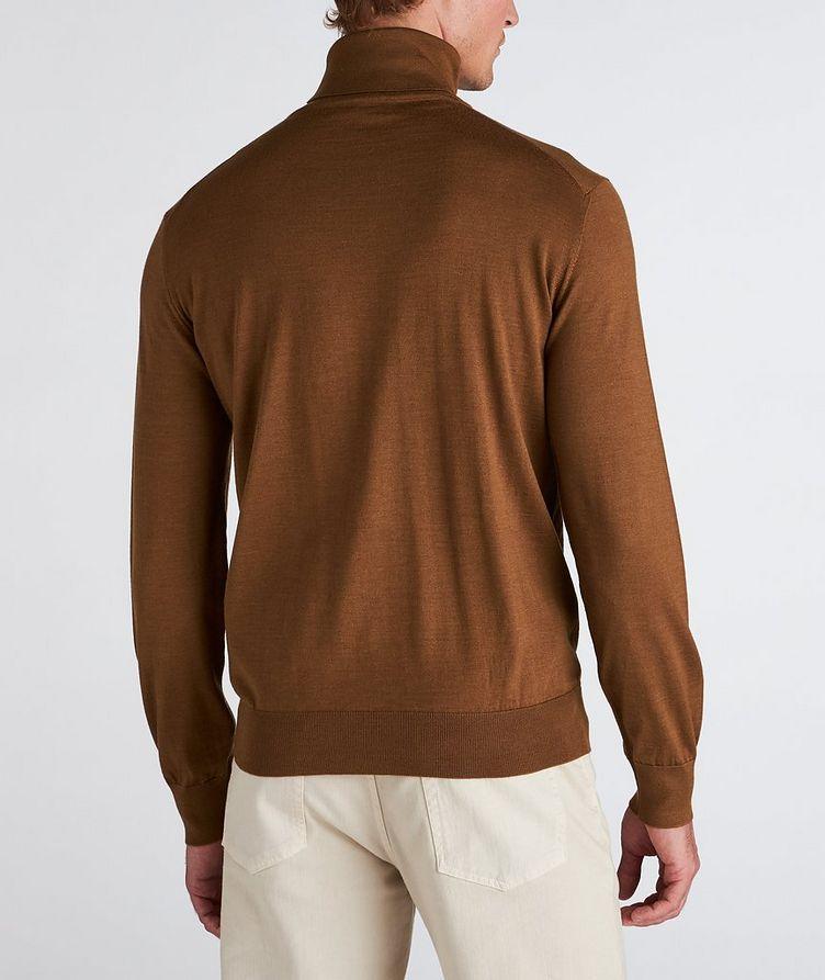 Cashmere-Silk Turtleneck image 2