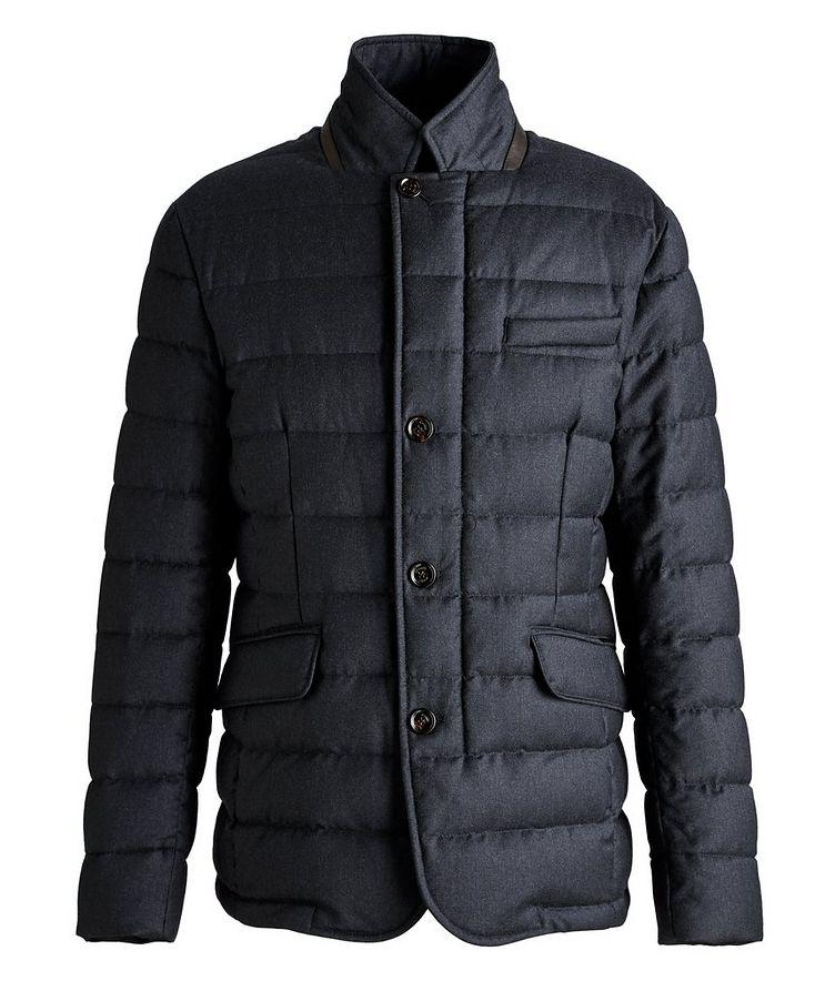 Zayn Wool-Cashmere Down Jacket image 0