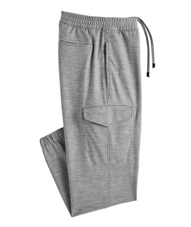 Jerseywear Wool Cargo Joggers picture 1