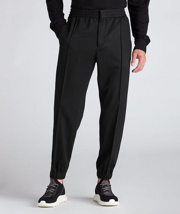 Jerseywear Wool Joggers picture 2