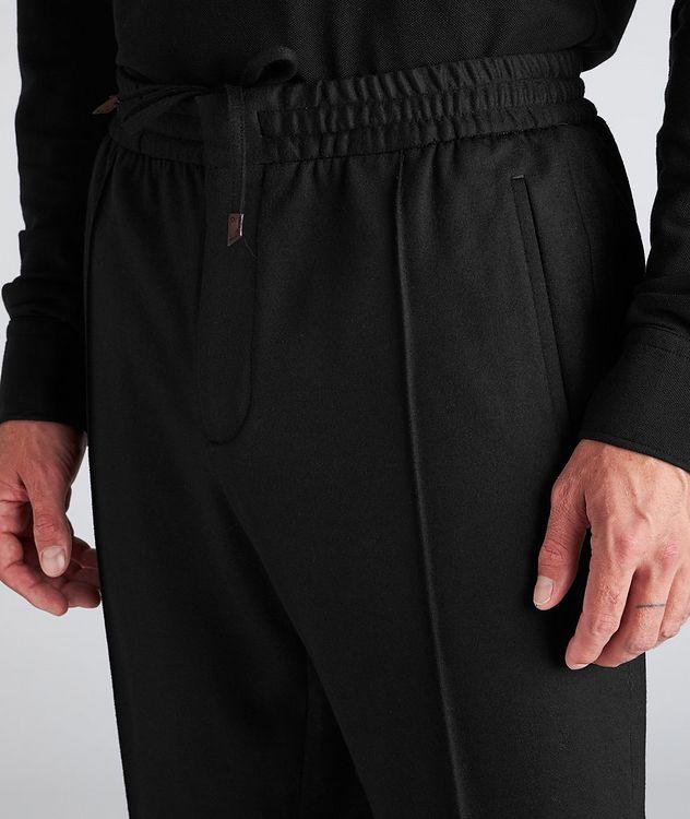 Jerseywear Wool Joggers picture 4