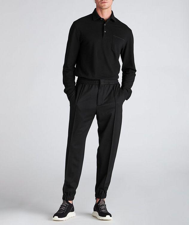 Jerseywear Wool Joggers picture 6