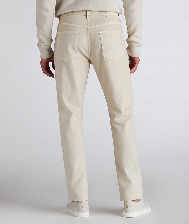 Stretch-Cotton-Blend Jeans picture 3