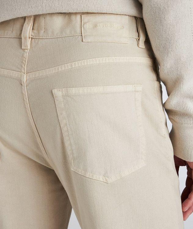 Stretch-Cotton-Blend Jeans picture 4