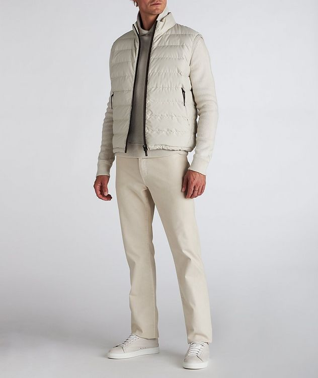 Stretch-Cotton-Blend Jeans picture 5