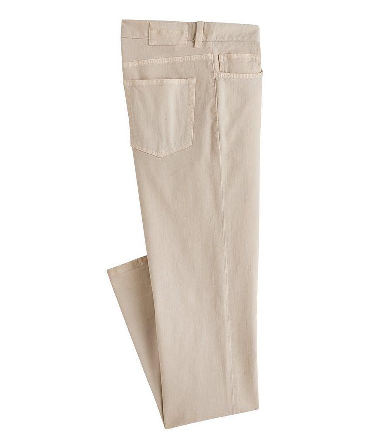 Stretch-Cotton-Blend Jeans image 0