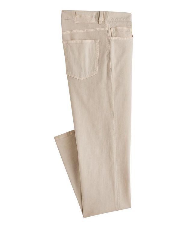 Stretch-Cotton-Blend Jeans picture 1