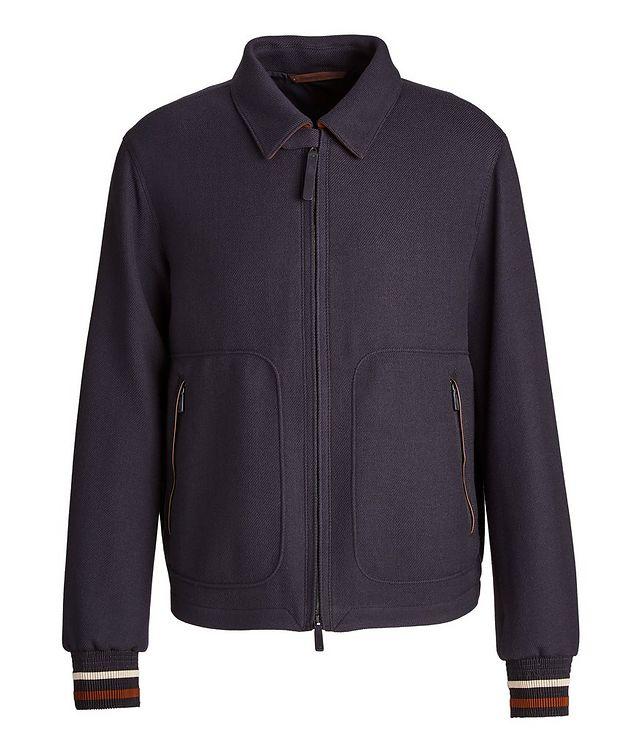 Achillfarm Wool Blouson Jacket picture 1