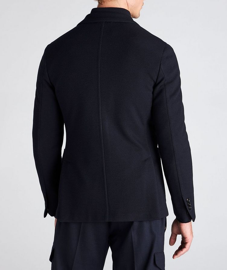 High Performance Jerseywear Wool-Cotton Sports Jacket image 2
