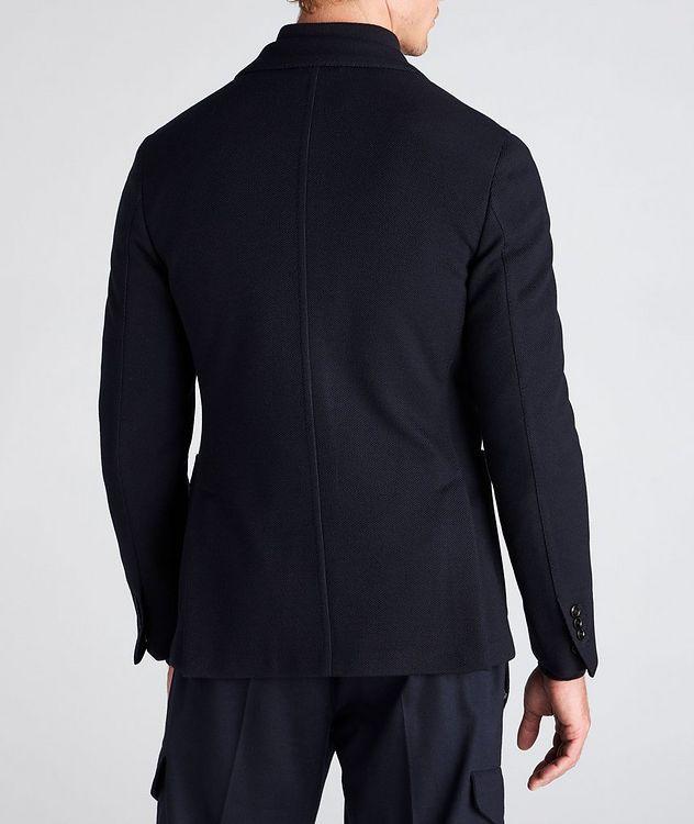 High Performance Jerseywear Wool-Cotton Sports Jacket picture 3