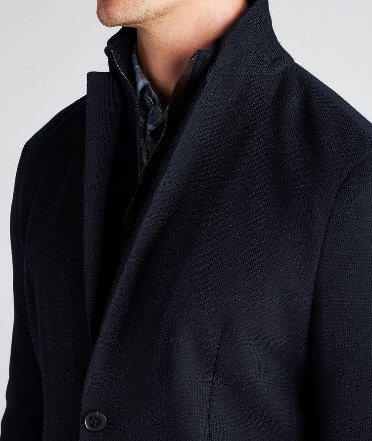 High Performance Jerseywear Wool-Cotton Sports Jacket image 3