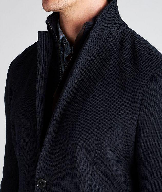 High Performance Jerseywear Wool-Cotton Sports Jacket picture 4