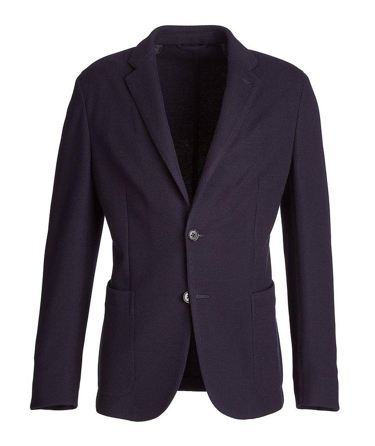 High Performance Jerseywear Wool-Cotton Sports Jacket image 0