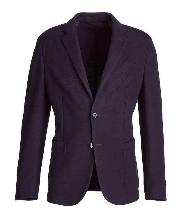 High Performance Jerseywear Wool-Cotton Sports Jacket picture 1