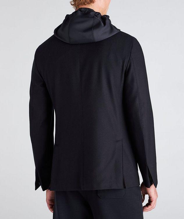 Trofeo Cashmere Detachable Bib Wool Sports Jacket picture 3