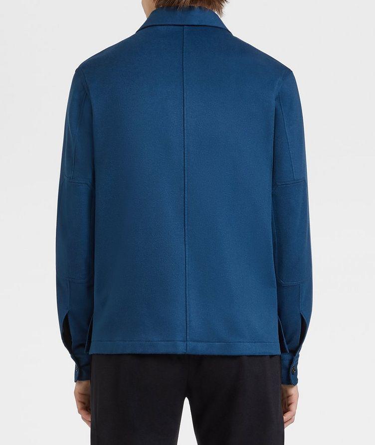 Ultra-Light Cashmere Overshirt image 2