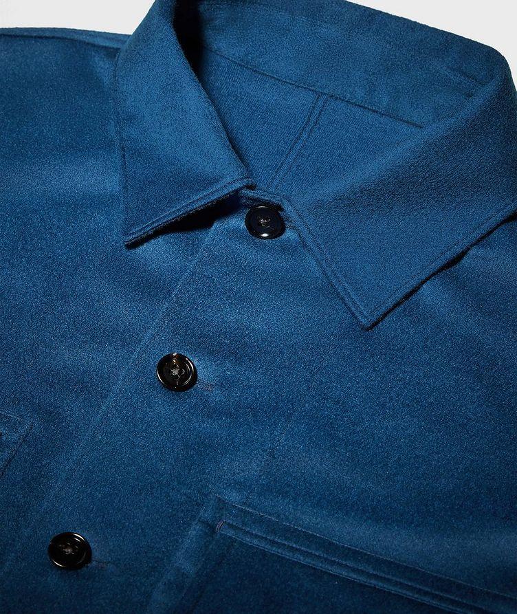 Ultra-Light Cashmere Overshirt image 3