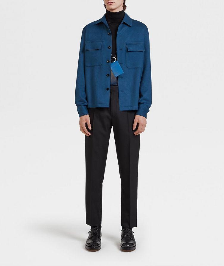 Ultra-Light Cashmere Overshirt image 4