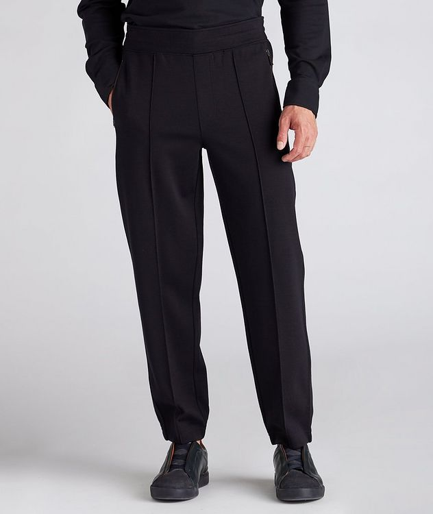 High Performance Wool Joggers picture 2