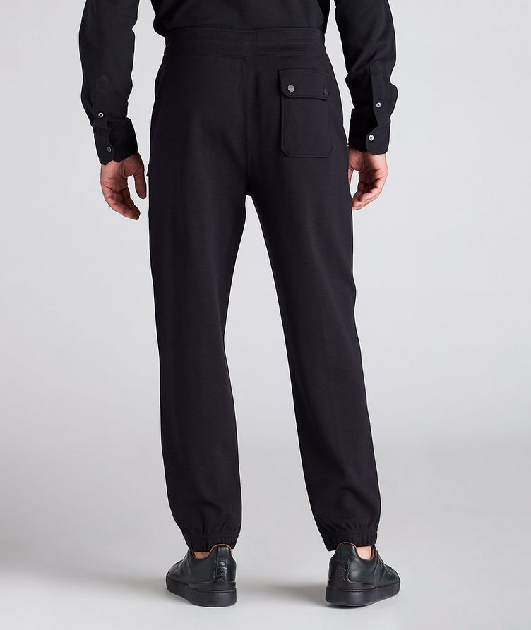 High Performance Wool Joggers image 2