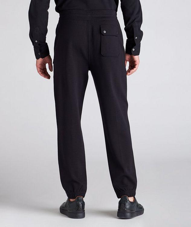 High Performance Wool Joggers picture 3
