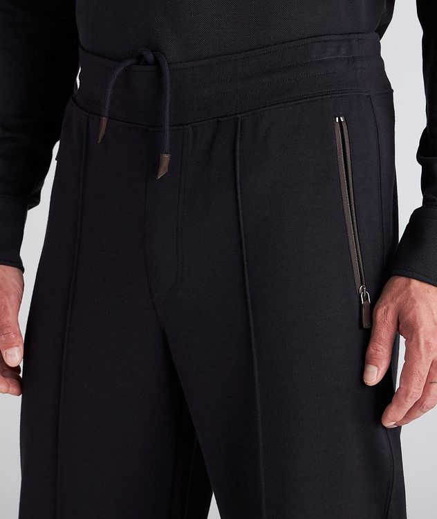 High Performance Wool Joggers picture 4