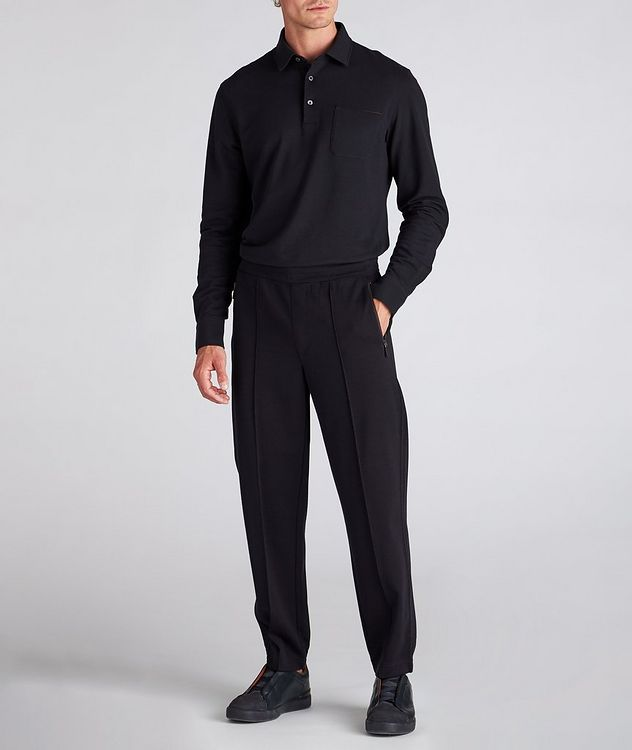 High Performance Wool Joggers picture 6