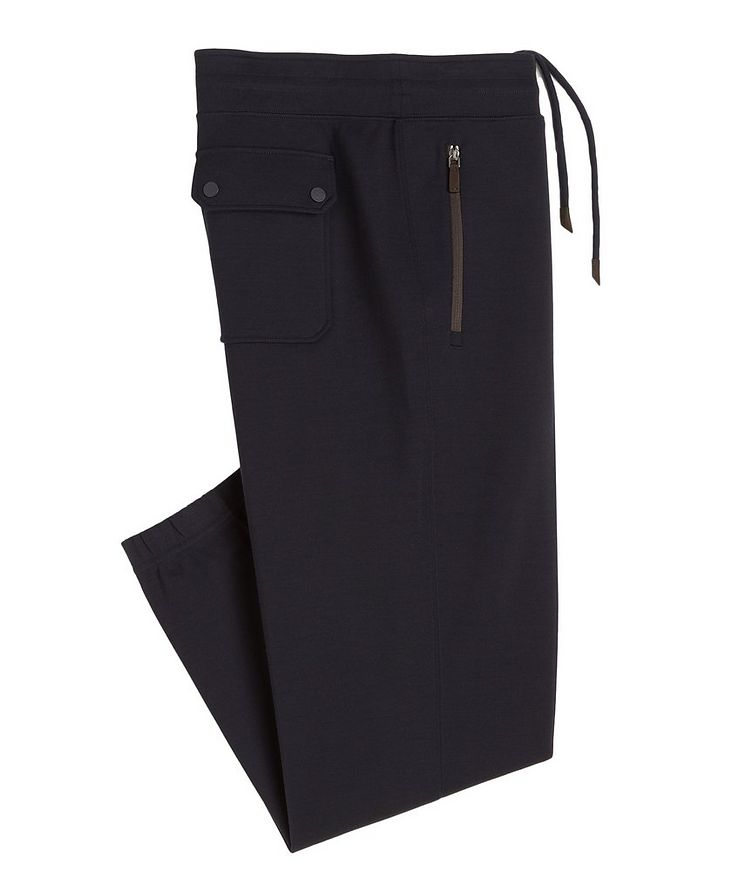 High Performance Wool Joggers image 0