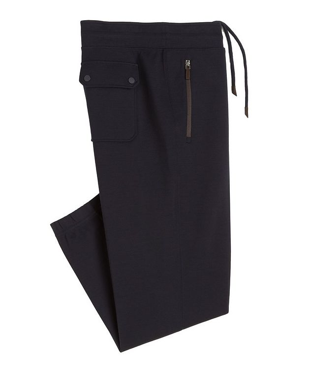 High Performance Wool Joggers picture 1