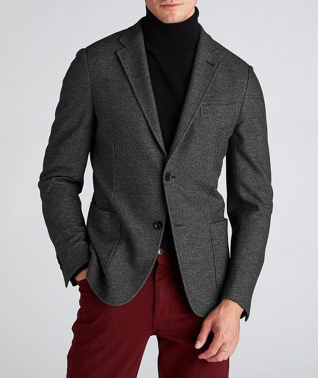 Jerseywear Cotton-Wool Sports Jacket picture 2