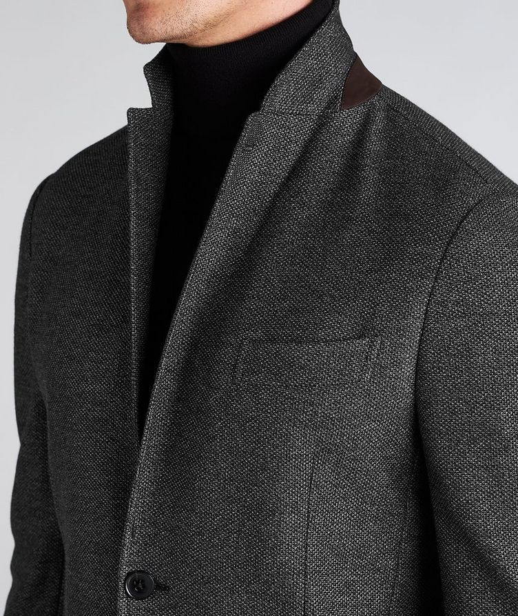 Jerseywear Cotton-Wool Sports Jacket image 3