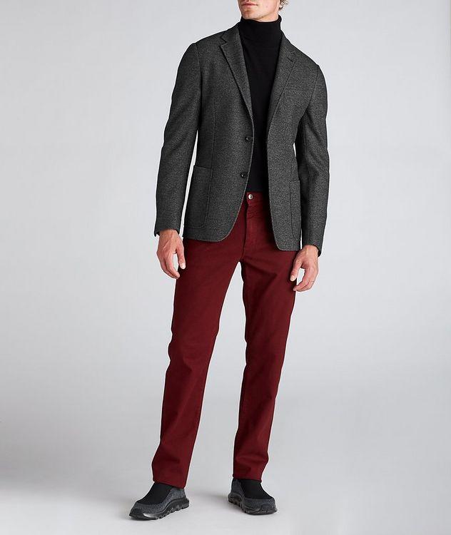 Jerseywear Cotton-Wool Sports Jacket picture 5