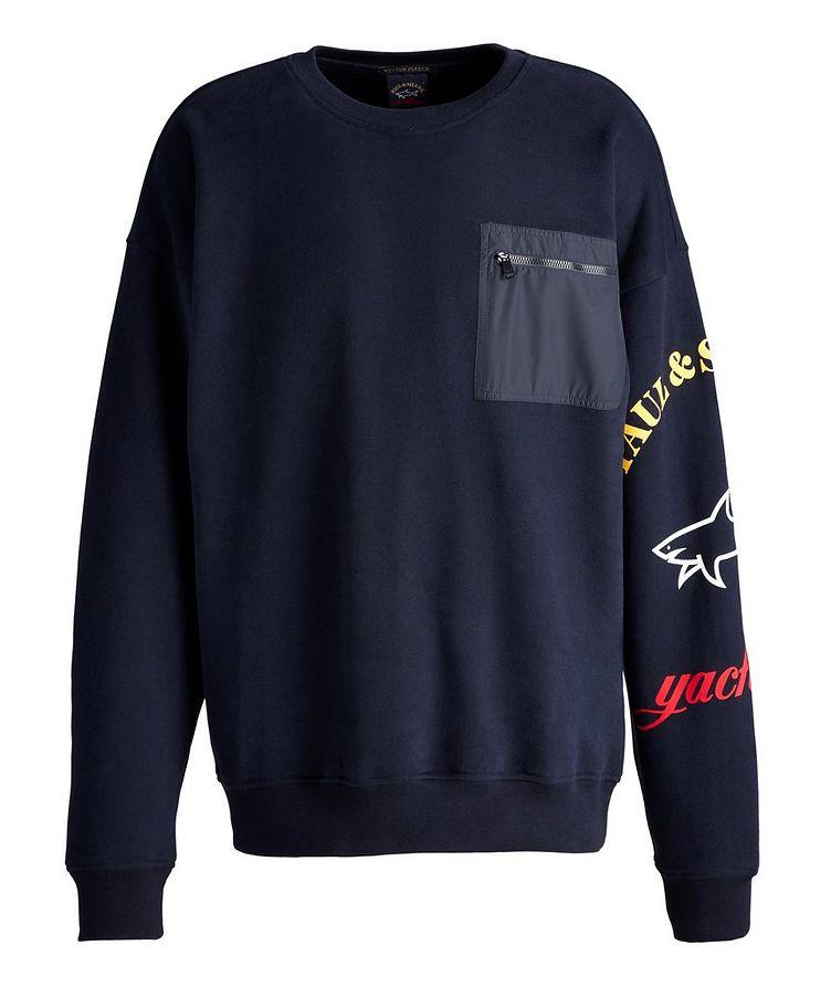 Winter Fleece Cotton Sweatshirt image 0