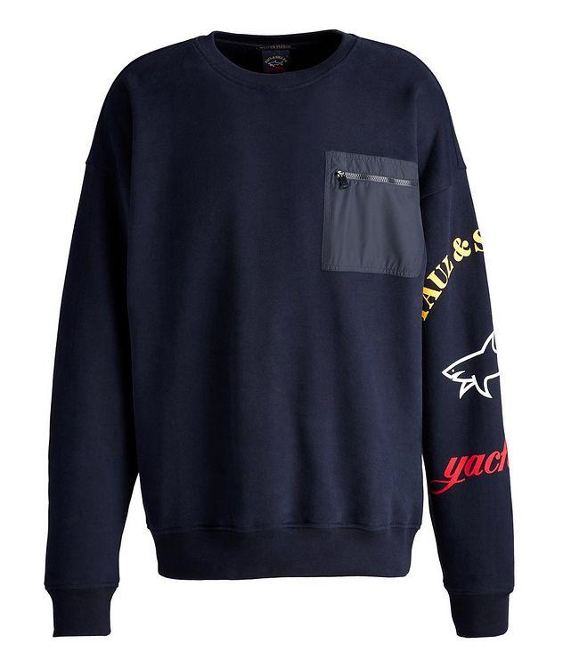 Winter Fleece Cotton Sweatshirt picture 1