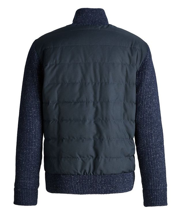 Typhoon 2000 Hybrid Knit Down Jacket picture 2
