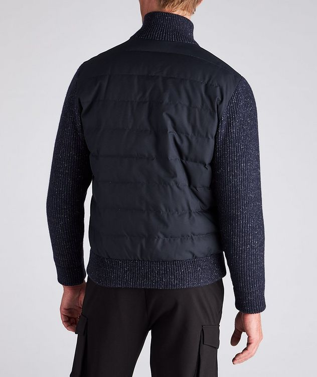 Typhoon 2000 Hybrid Knit Down Jacket picture 5