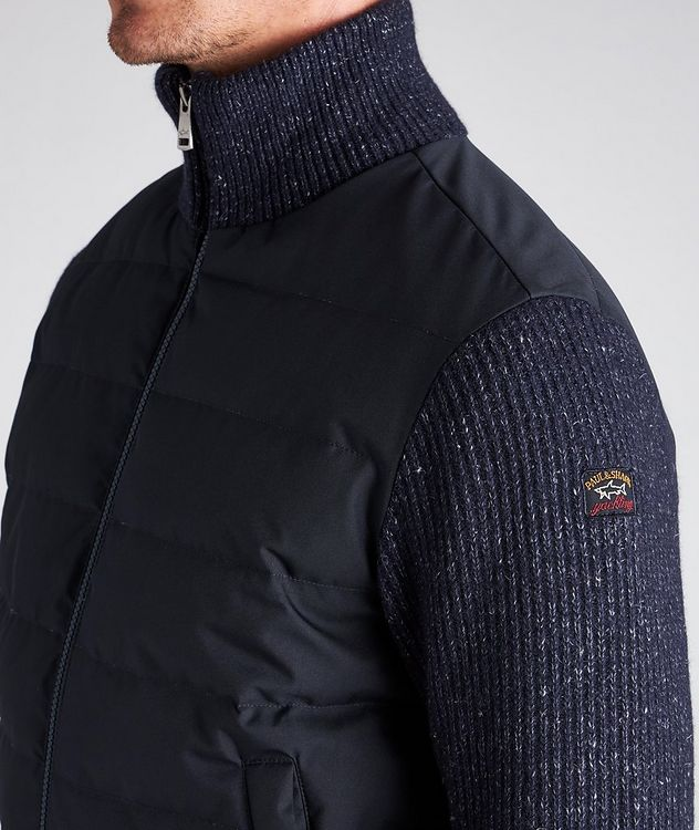 Typhoon 2000 Hybrid Knit Down Jacket picture 6