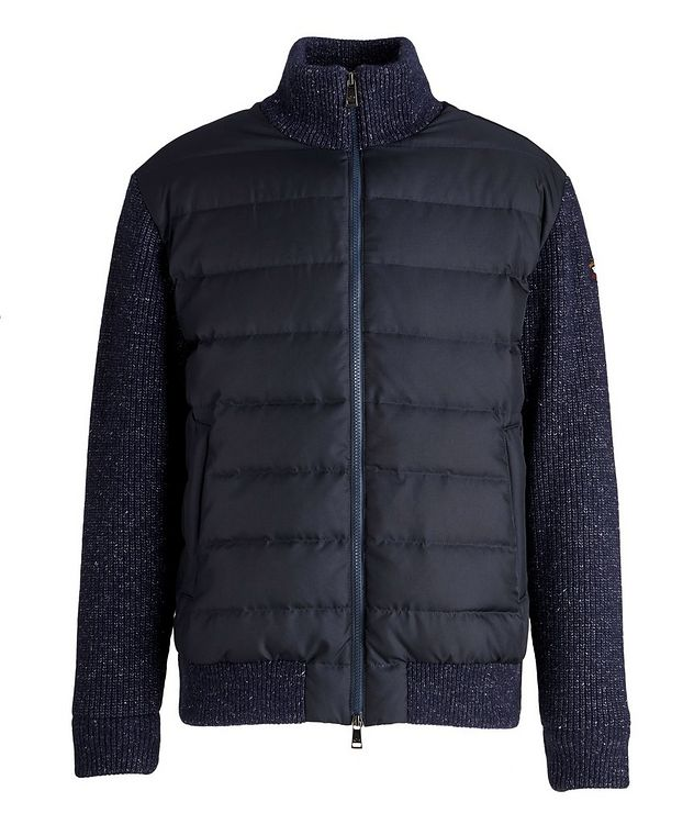 Typhoon 2000 Hybrid Knit Down Jacket picture 1