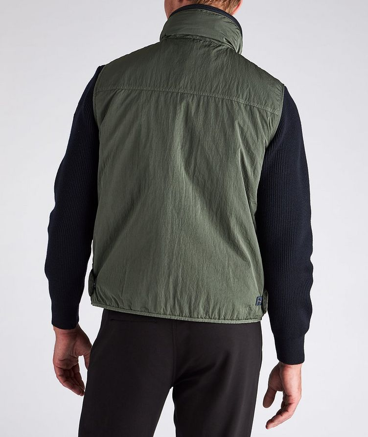 Scoop Hooded Utility Vest image 2