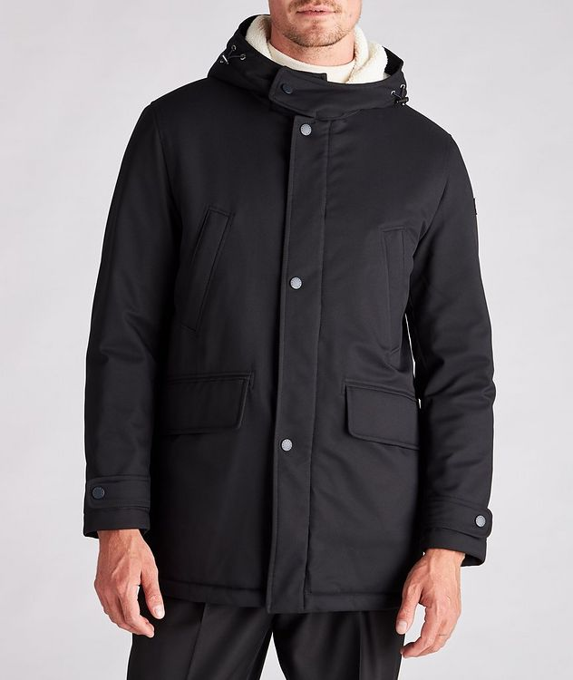 Typhoon 20000 Hooded Sherpa Parka picture 2