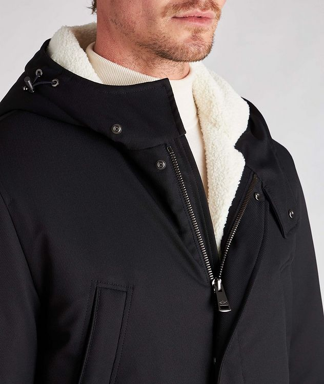 Typhoon 20000 Hooded Sherpa Parka picture 4