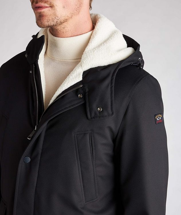 Typhoon 20000 Hooded Sherpa Parka picture 5
