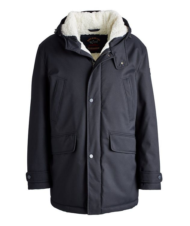 Typhoon 20000 Hooded Sherpa Parka picture 1
