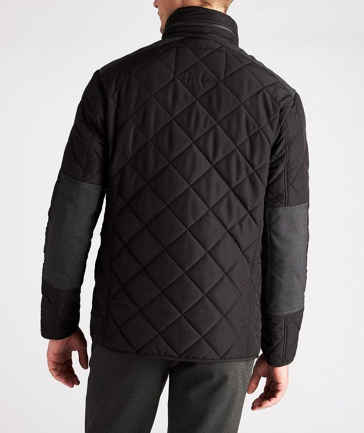 Technical Quilted Field Jacket image 2